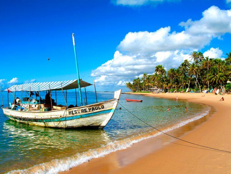 playas mas lindas de brasil