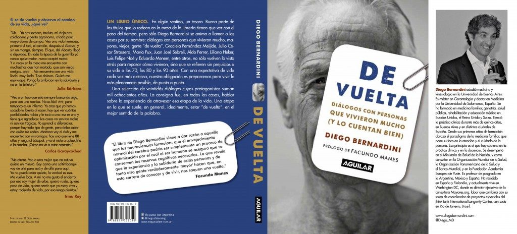 De Vuelta. Diego Bernardini