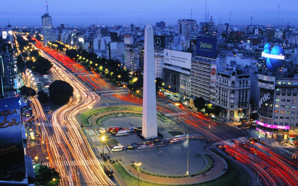 Obelisco. Buenos Aires