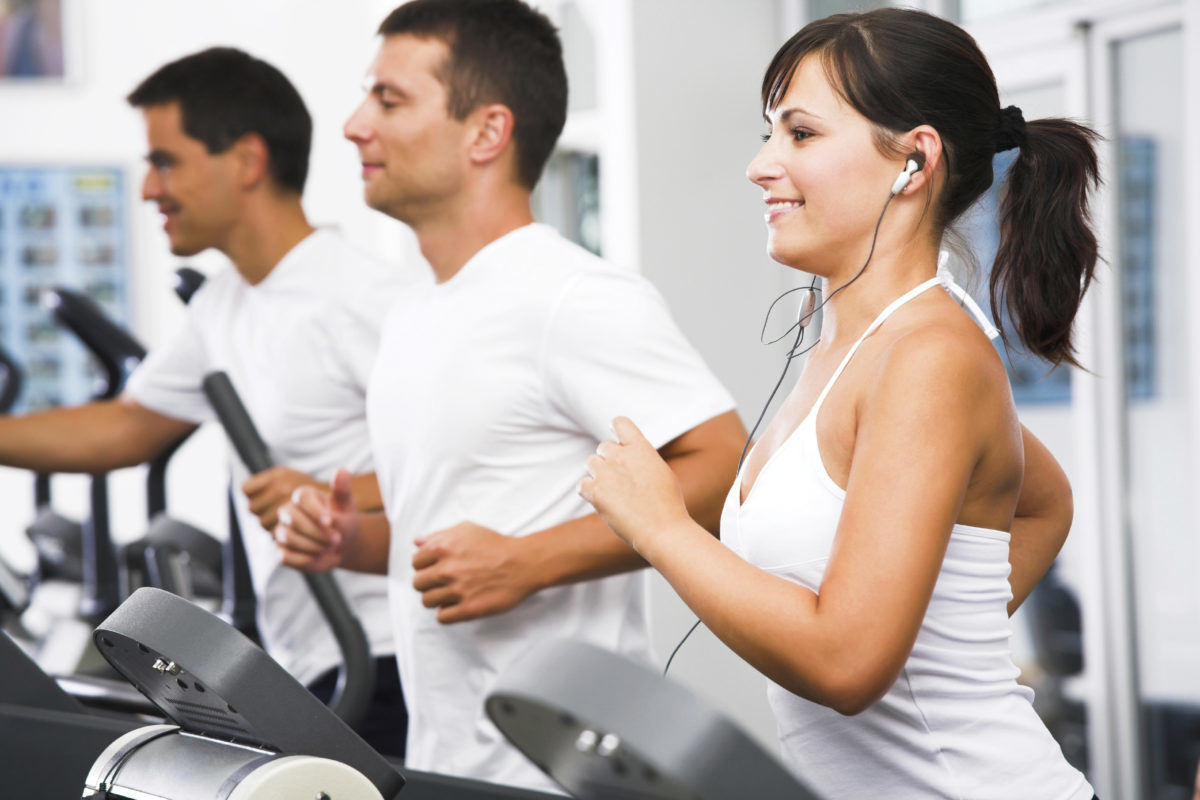 playlist para ejercicios