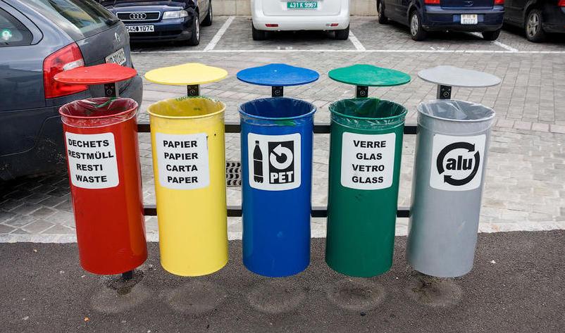 suiza basura
