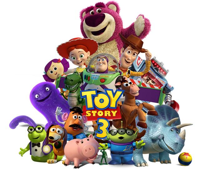 Toy Story 3 Buena Vibra