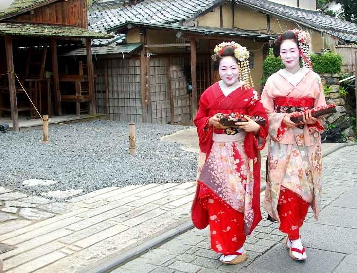 las geishas eran prostitutas lenocinio rae