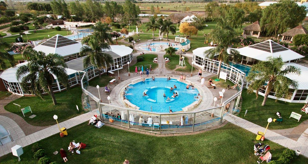 Termas de Villa Elisa Entre Ríos