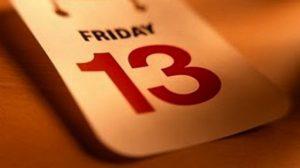 El viernes 13