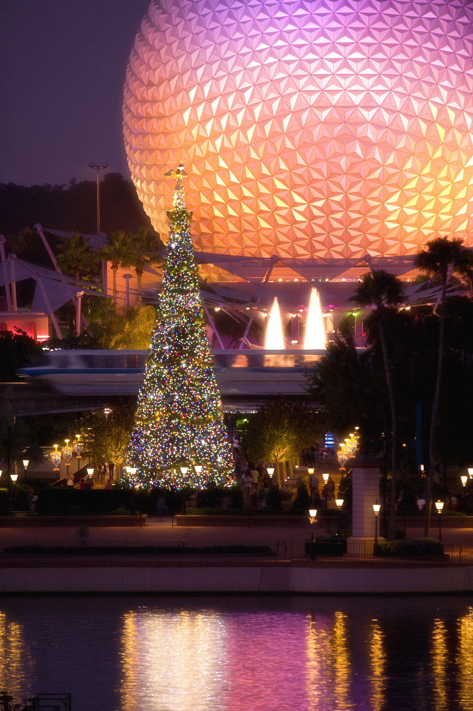 Epcot Celebrates 'Holidays Around the World'