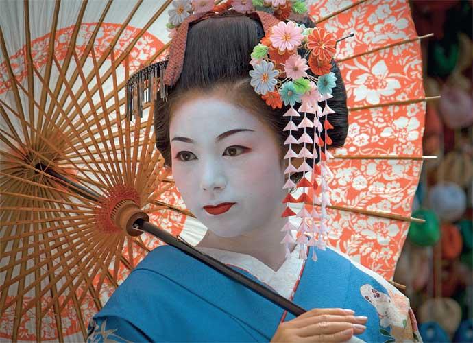 Resultado de imagen para geisha china
