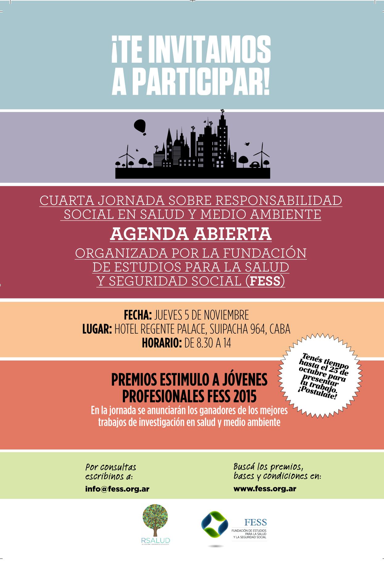 Invitación Jornada 2015