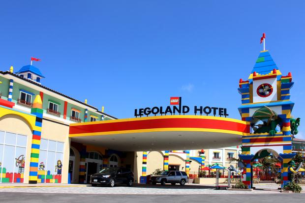Legoland resort