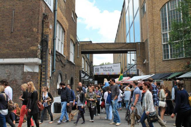 Mercado de Brick Lane