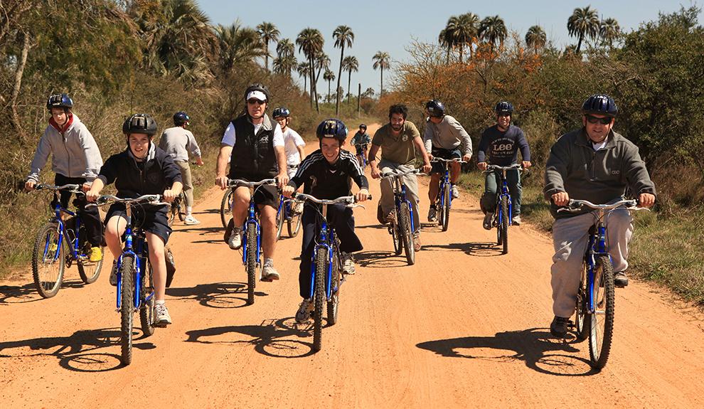 ciclismo en Colón Entre Ríos