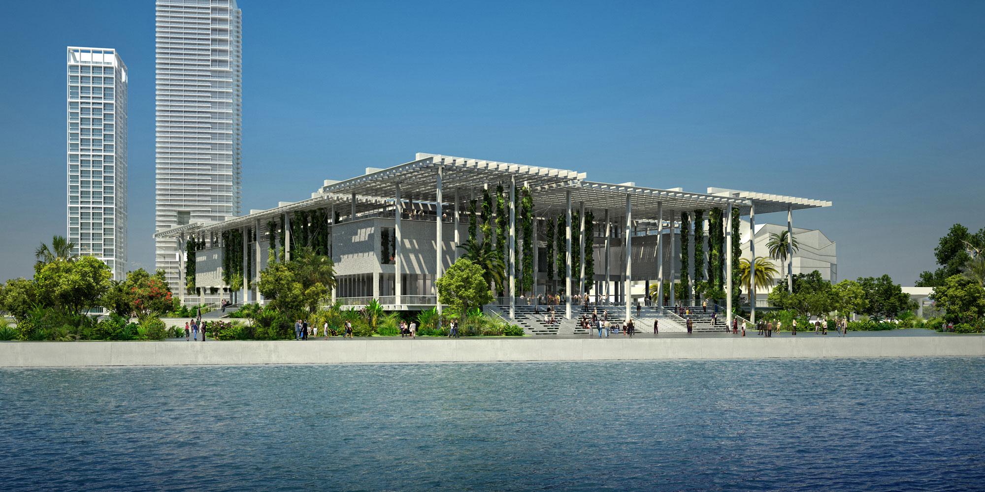 Perez Art Museum Miami (PAMM)
