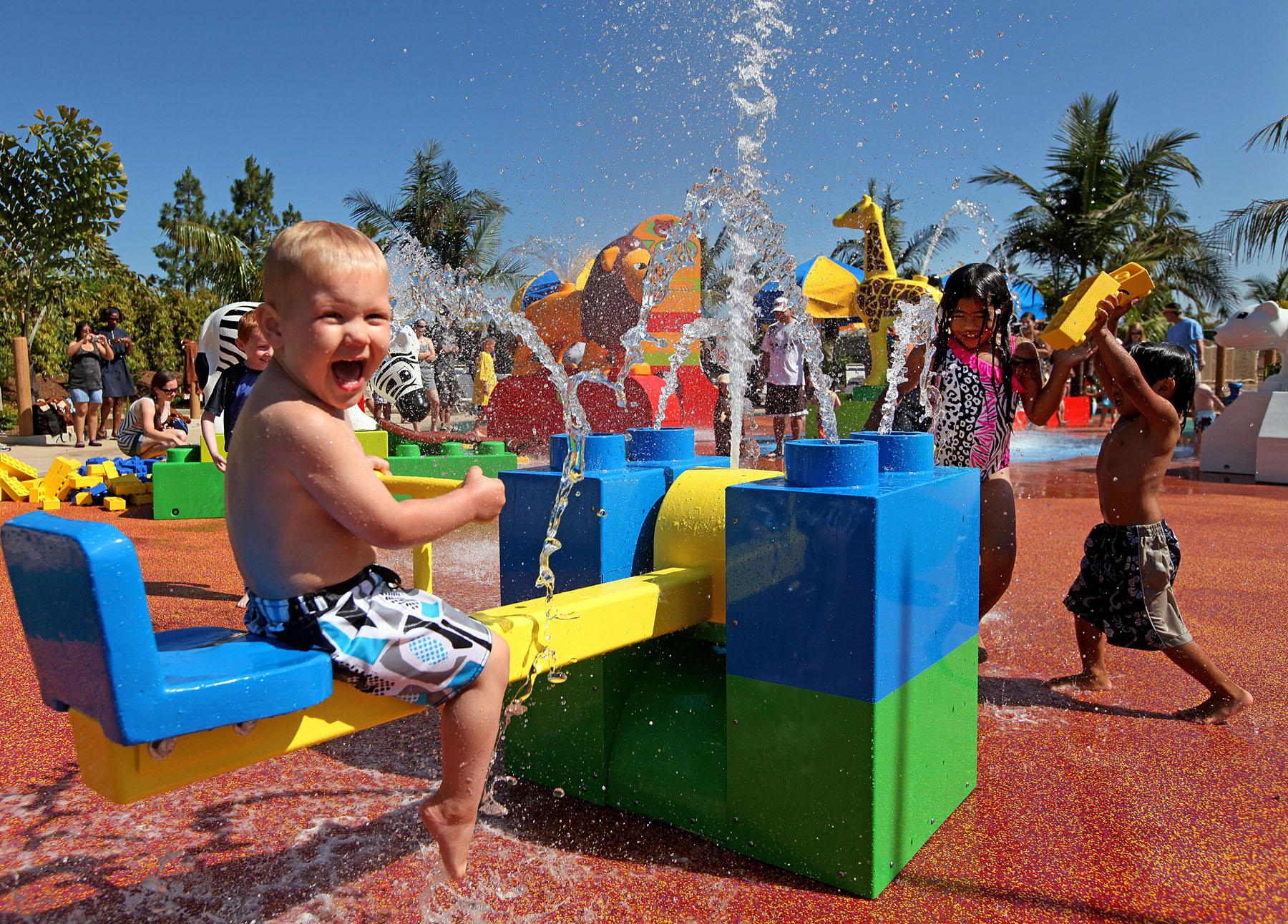 Legoland Slapsh Zoo