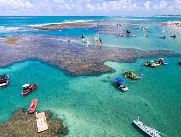 porto de galinhas playas de brasil