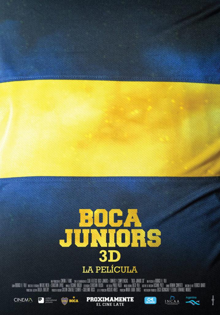 Boca Juniors Película