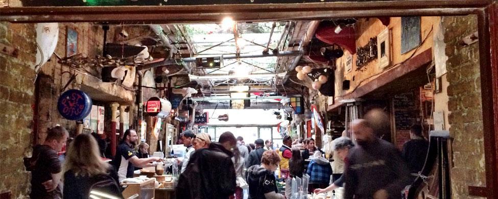 Una visita obligada en Budapest: los bares en ruinas
