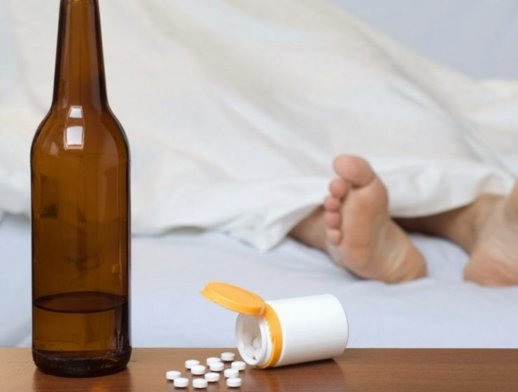alcohol mas ibuprofeno