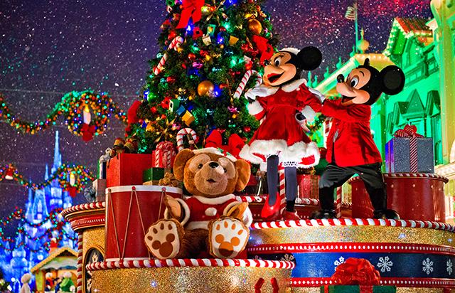 12 maneras de celebrar las Fiestas en el Disneyland – Buena Vibra