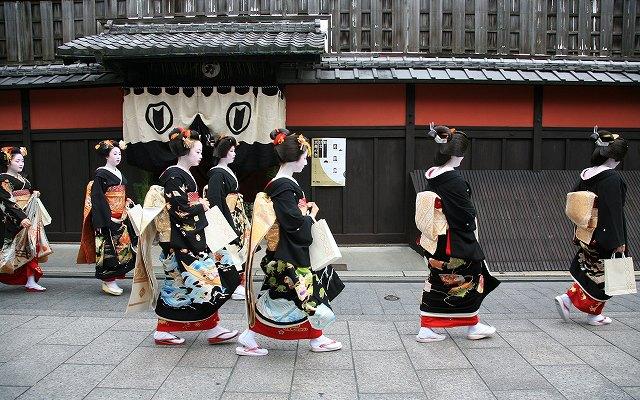 geisha significado