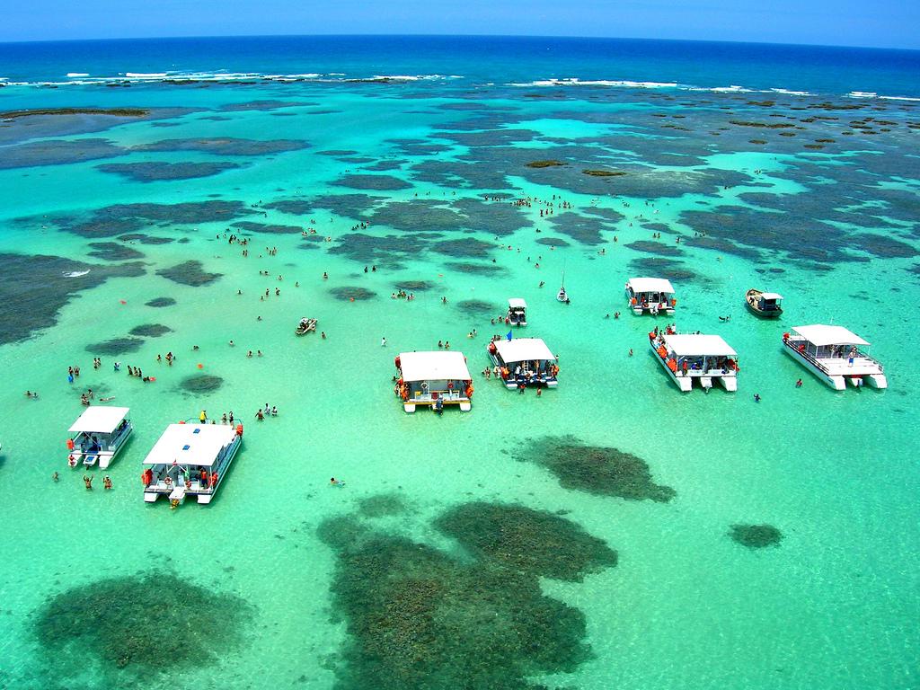 Porto de galinhas playas de ensue o y piscinas naturales for Hoteles con piscinas naturales