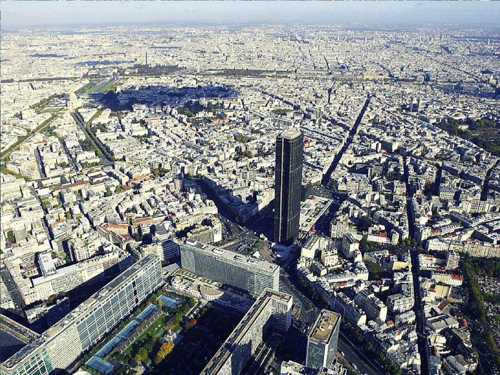 Paris en helicóptero
