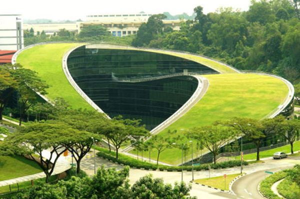 Escuela de arte, diseño y audiovisuales de Singapur.