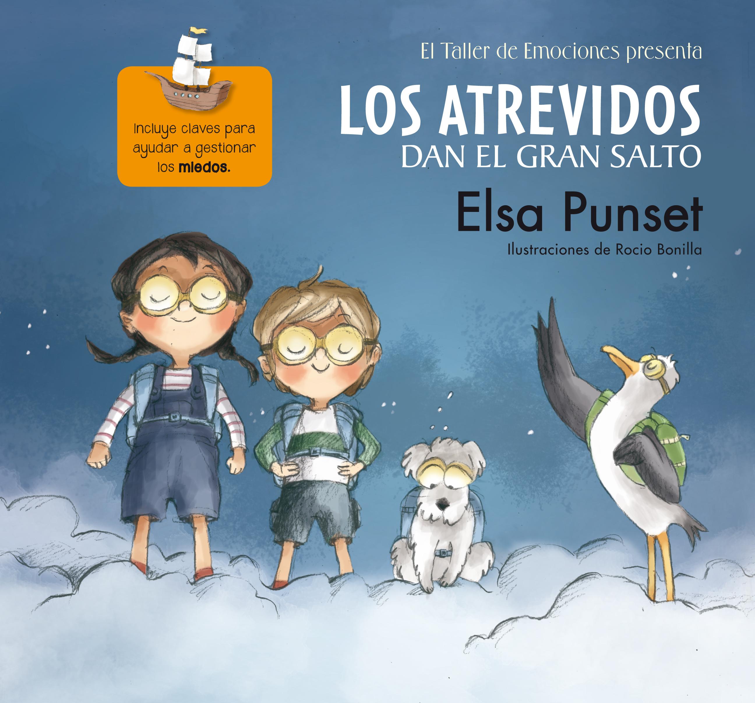 Elsa Punset Cómo Educar Niños Emocionalmente Fuertes