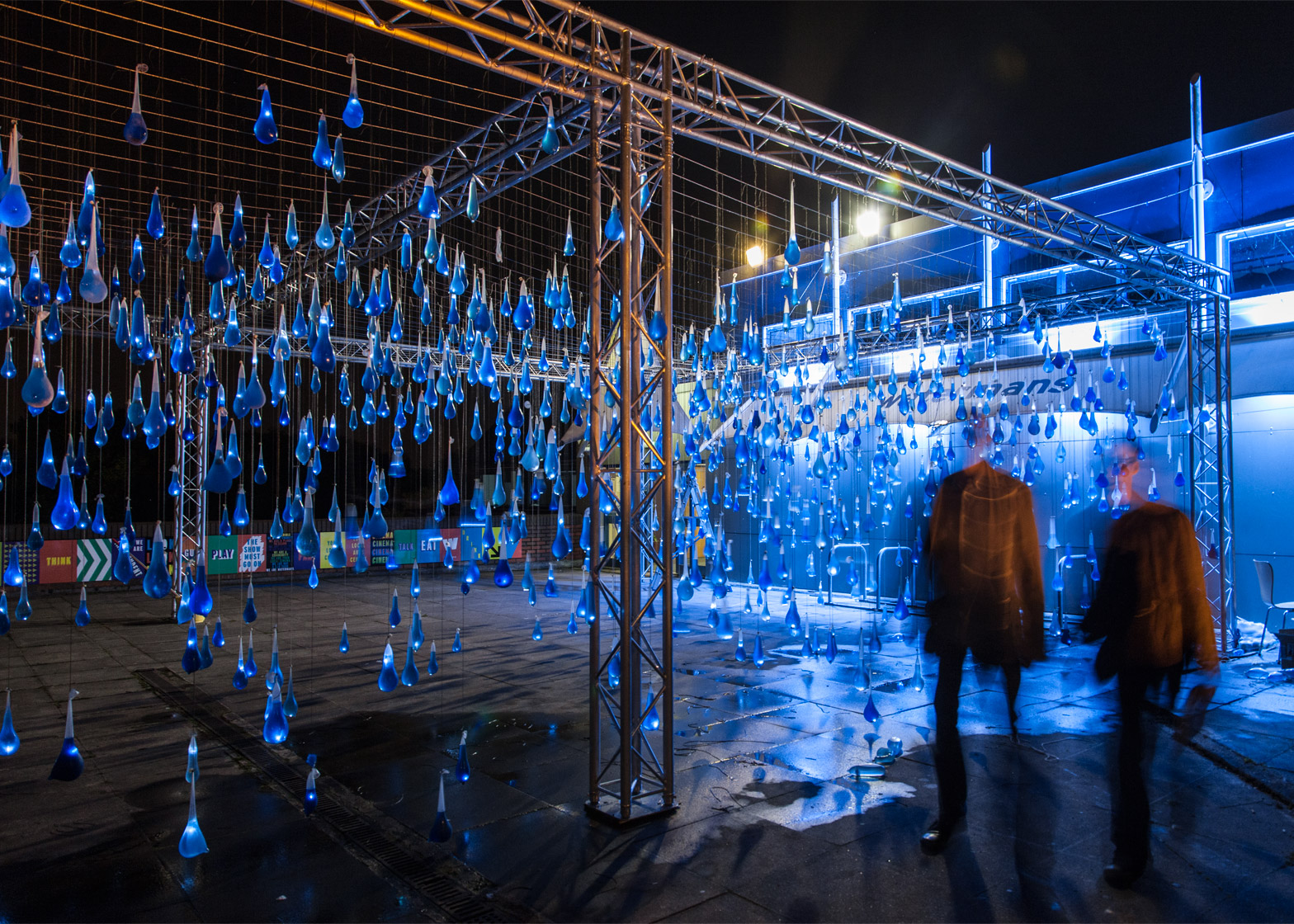 Luz-Interruptus_Rain-Interactive-installation_Condoms_Waterman-Arts-Centre_London4
