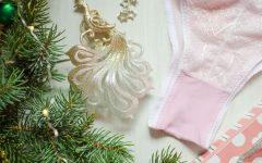 bombacha rosa navidad
