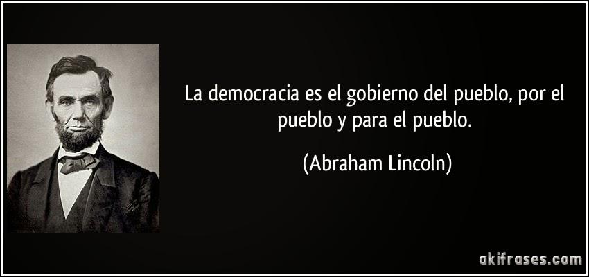 Frases De Cumpleanos De Buena Vibra: La Democracia En Frases En Un Día Especial De La