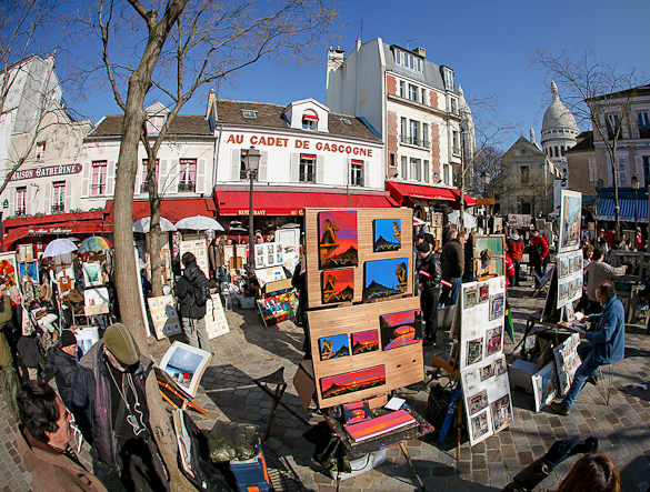 montmartre-place-tertre-peintre-art-paris