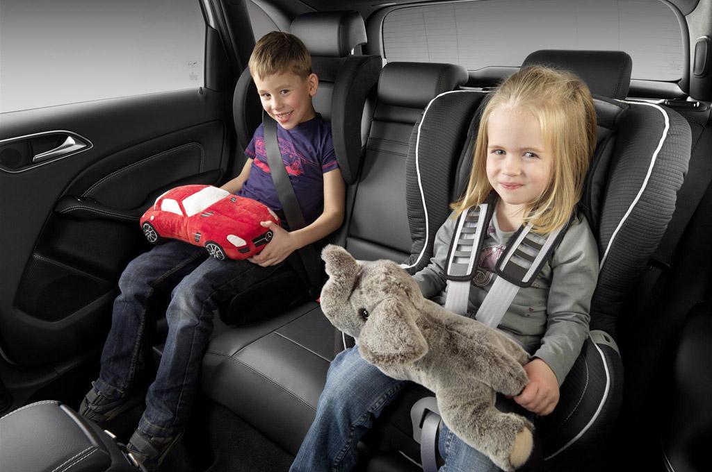 Buenos aires los menores de 12 a os deben viajar en for Silla para auto 8 anos