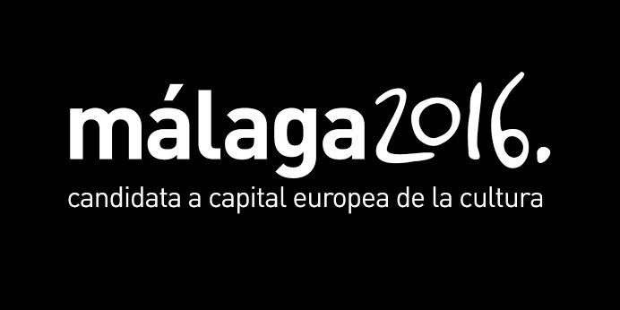 LogoMalaga2016Negativo_BN