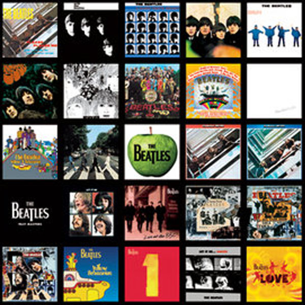 albums the beatles