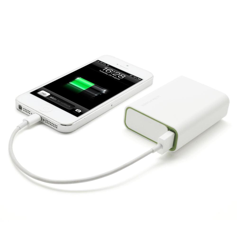 bateria portatil cargar movil