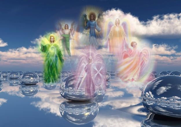 el poder de los angeles