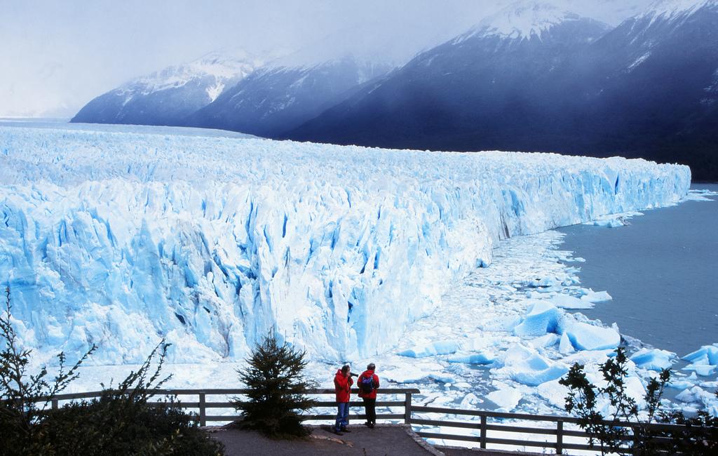 Perito Moreno y otros glaciares