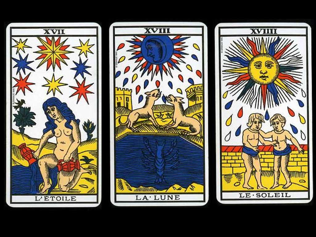 cómo tirar las cartas de tarot