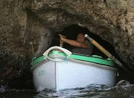 visitar la gruta azul