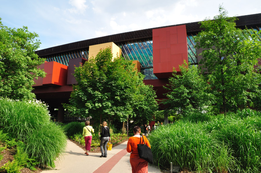 Museo du quai branly un lugar de di logo entre culturas for Jardin quai branly