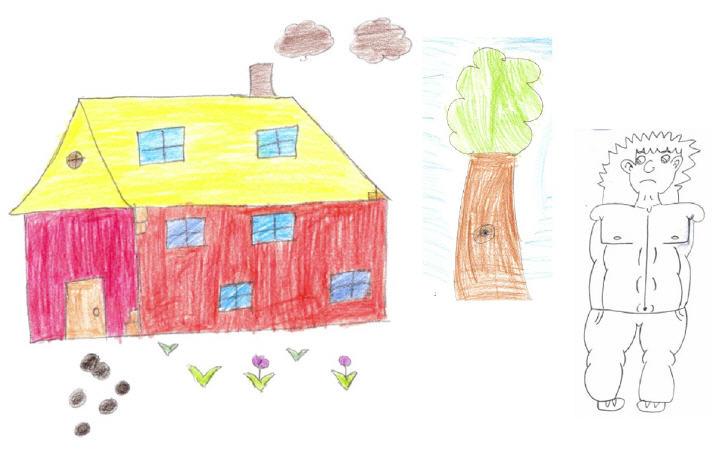 La casa el rbol la persona qu significa este famoso for Que significa dibujar arboles secos
