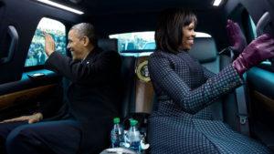La bestia auto obama