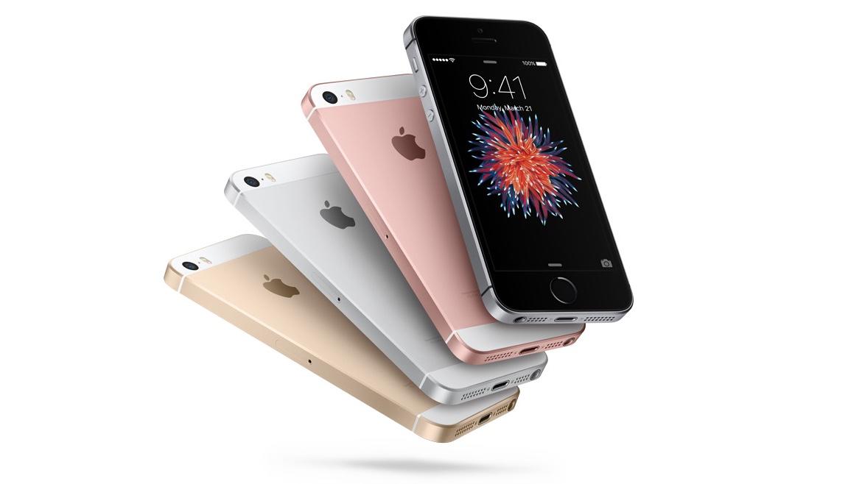 apple SE 1