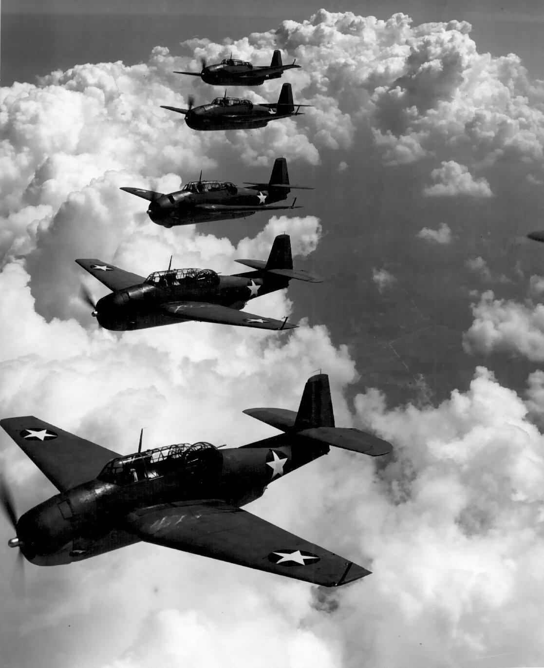 El 5 de diciembre de 1945 se perdió un escuadrón de cinco bombarderos TBM Avenger de la marina de EE.UU. durante un vuelo de entrenamiento en esa zona
