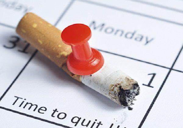 Que la medicina es para dejar fumar