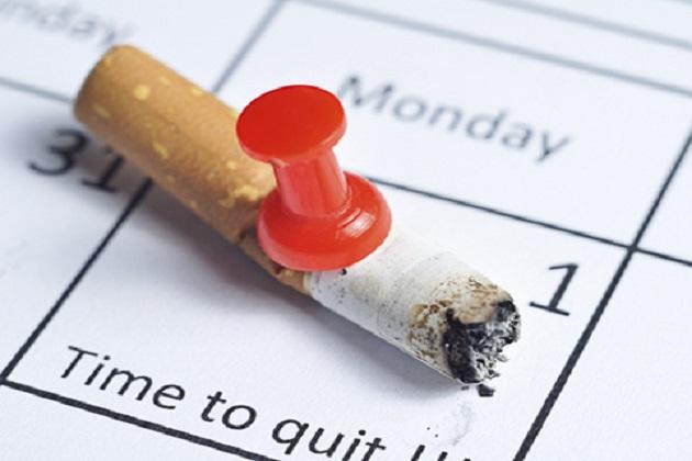 Las oraciones por el santo sobre la ayuda a dejar fumar