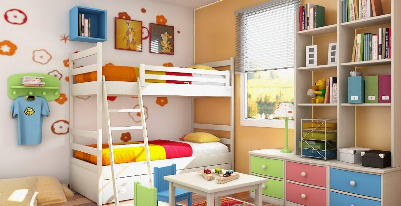 10 consejos prácticos para acondicionar el cuarto infantil |