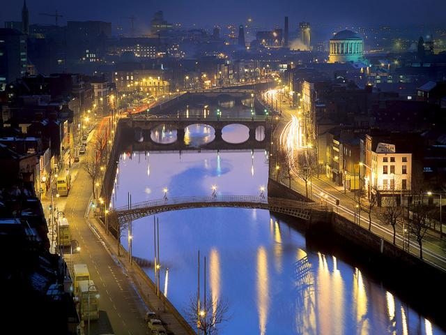 capital de irlanda