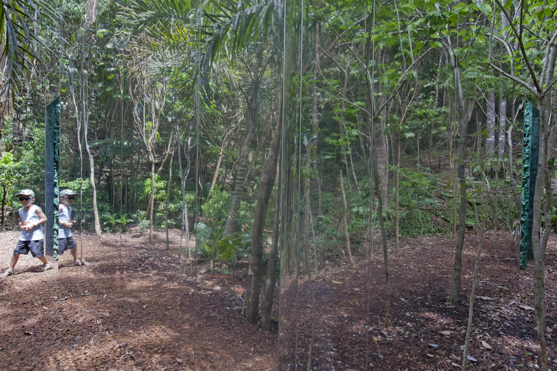 Inhotim arte selva tropical Cristina Iglesias 2