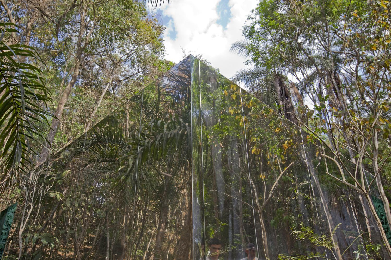 Inhotim arte selva tropical Cristina Iglesias 7